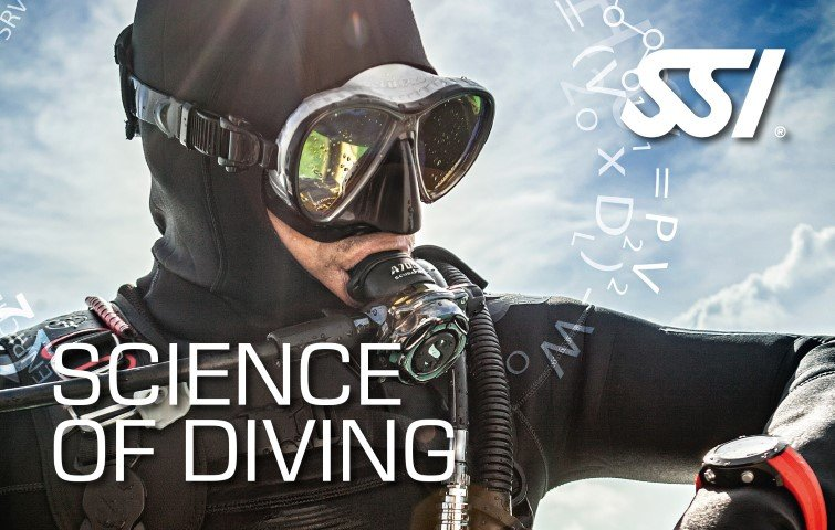Science of Diving Ssi course in Mauritius