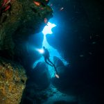 Best dive of Mauritius Cathedral