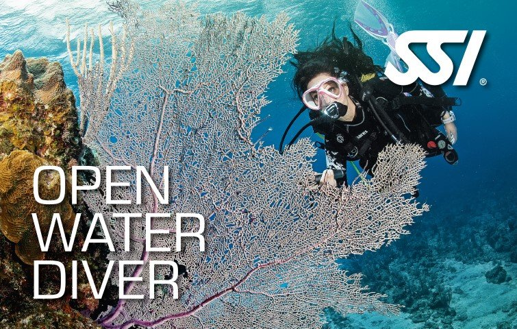 PADI open water diver course in Mauritius